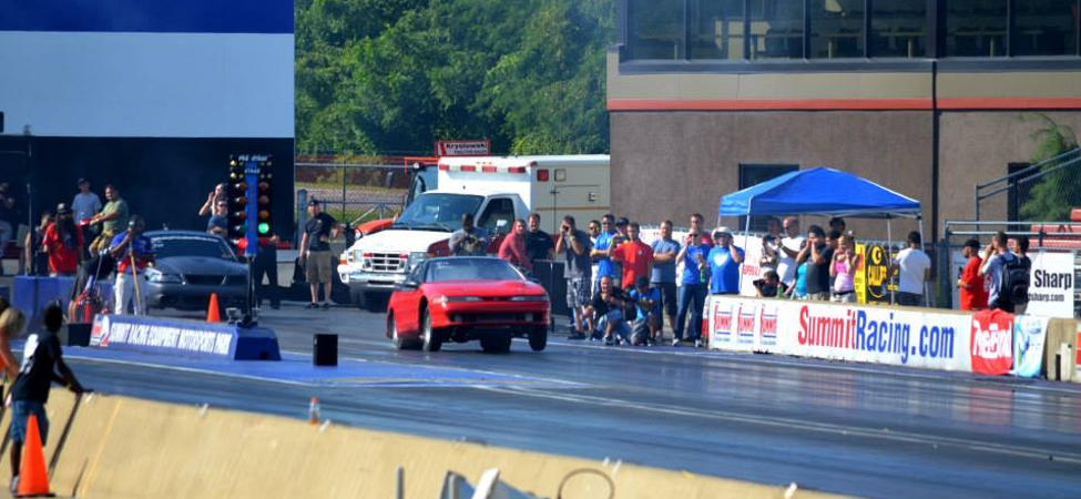 DSM Shootout Racing - August 2013